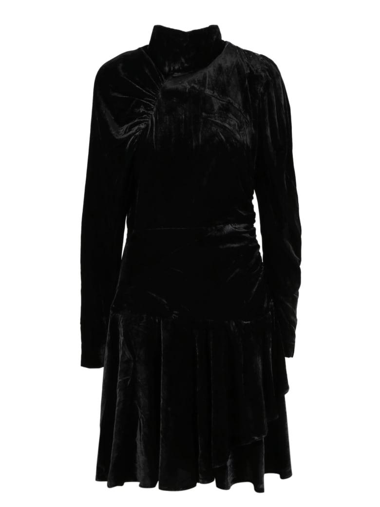 Rotate by Birger Christensen Abito - Black