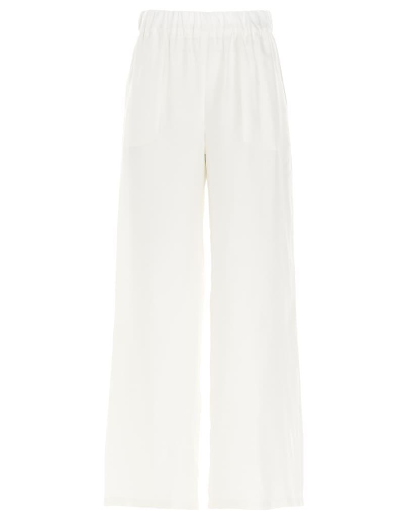 Parosh 'seitan' Pants - White