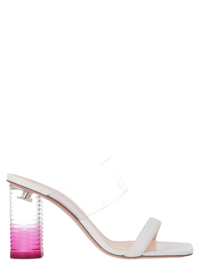 Nicholas Kirkwood 'peggy' Shoes - White