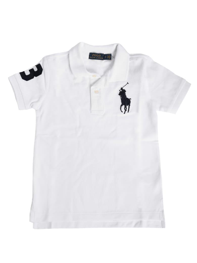 Ralph Ralph Polo Embroidered Lauren Polo Lauren Shirt jLUpMqSGzV
