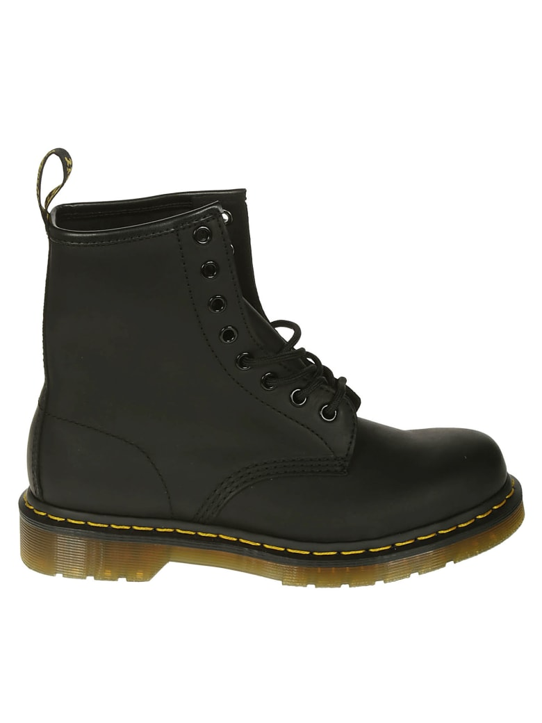 Dr. Martens Greasy Boots