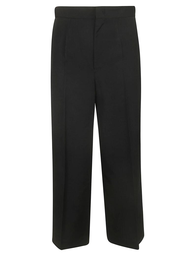 Y's Wide Leg Trousers - Black