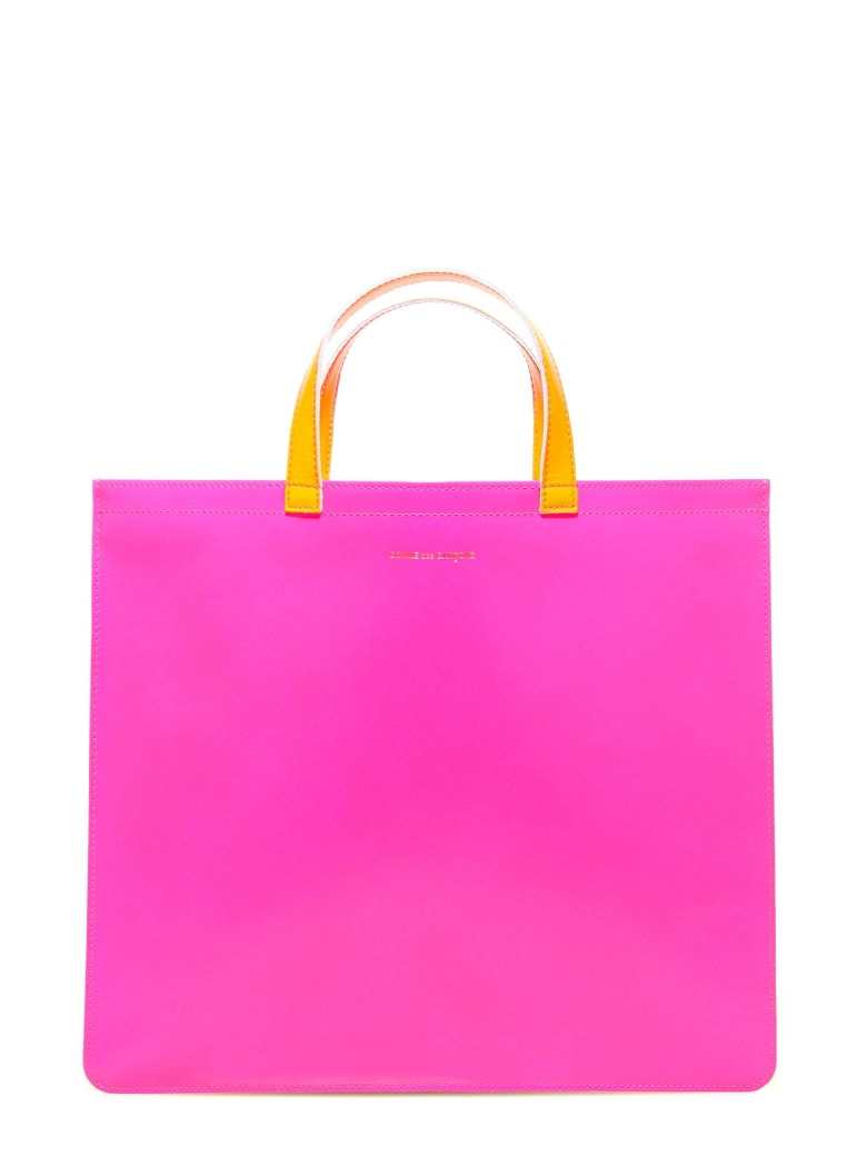 Comme des Garçons Play Handbag - Pink