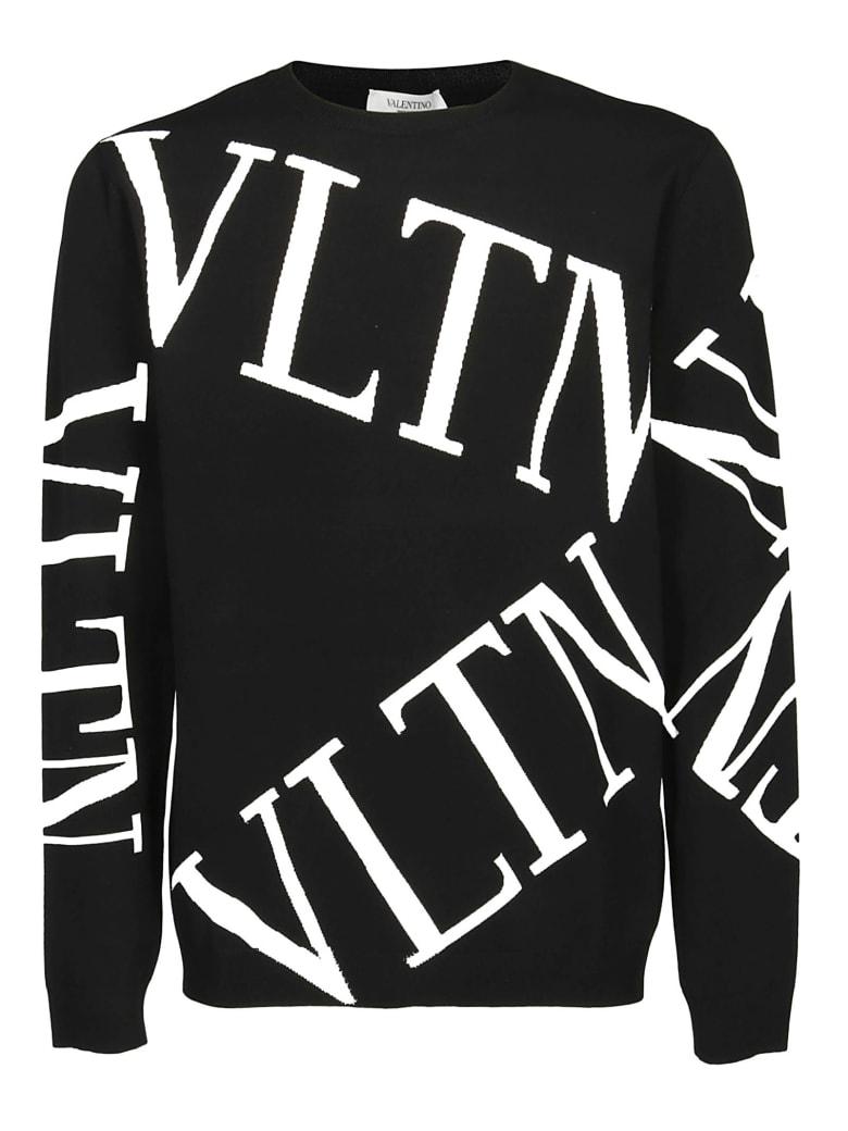 Valentino Knit - Nero/avorio