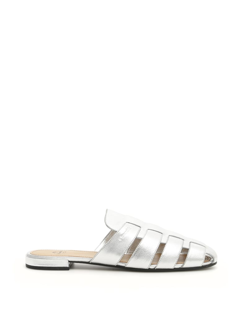 Church's Becky Mules - SILVER (Silver)