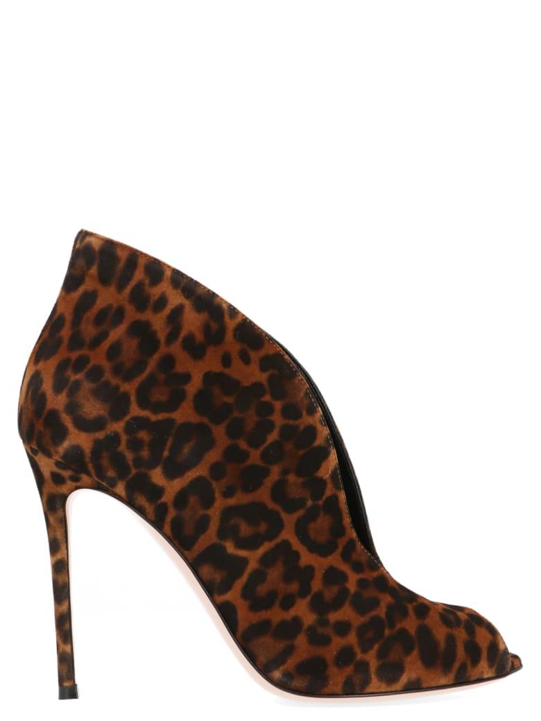 Gianvito Rossi 'vamp' Shoes - Multicolor