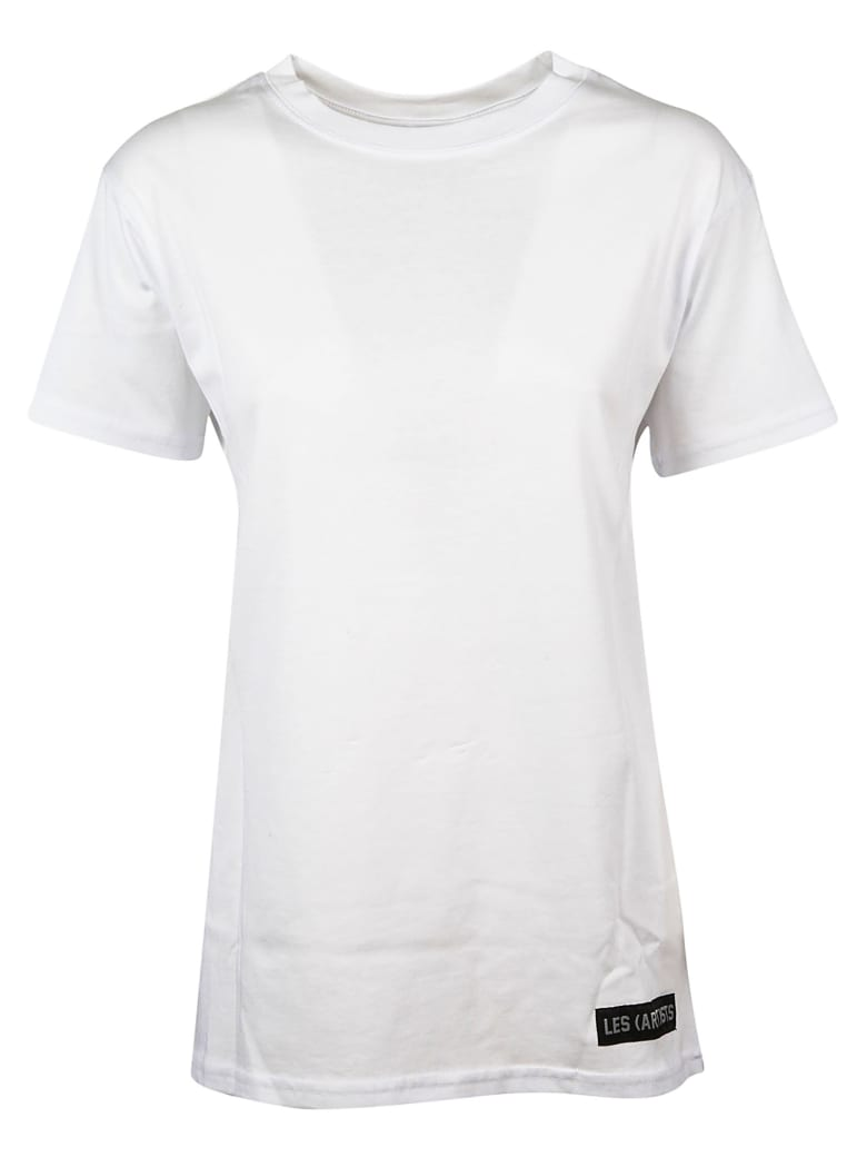 Les Artists Les (Art)ists High Society Printed T-Shirt - White