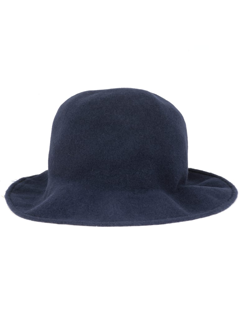 Scha Walk Time Big Hat - BLUE