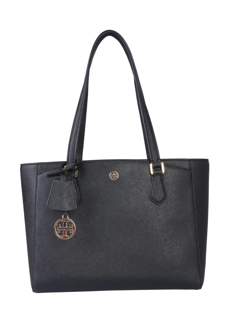 Tory Burch Small Robinson Bag - NERO