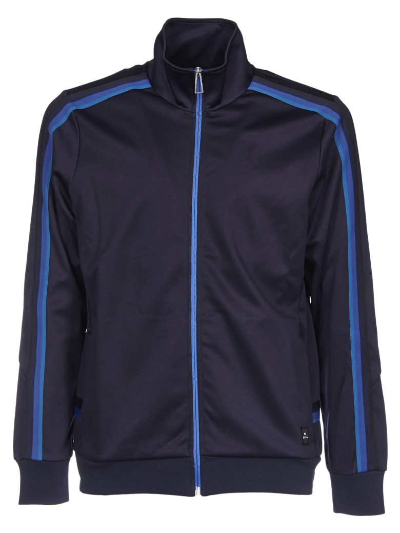 Track Jacket in Blue