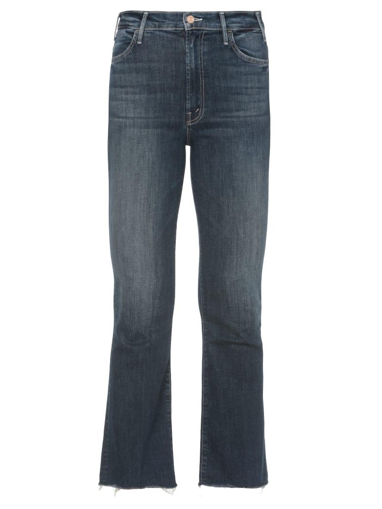 Mother Cotton Jeans - BLUE