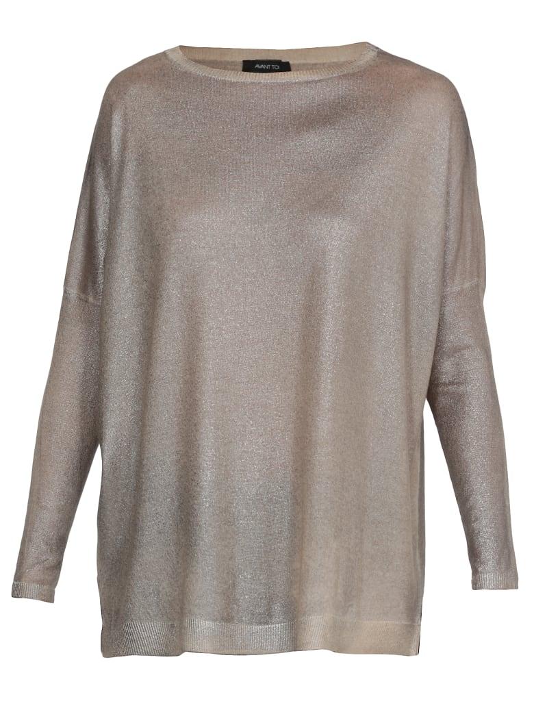 Avant Toi Silk And Cashemere Sweater - MIGLIO+LAMINA C.FUCILE