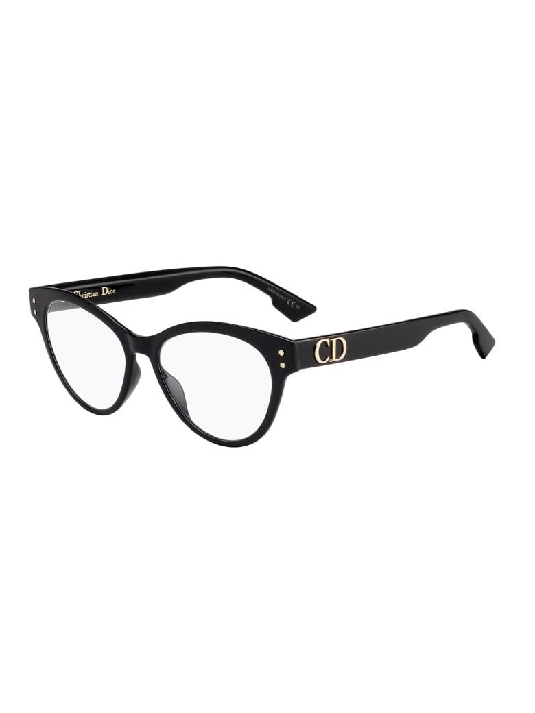Christian Dior DIORCD4 Eyewear - Black