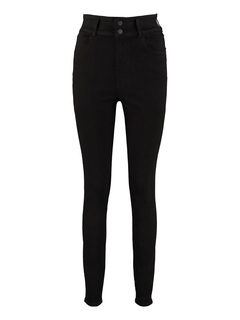 J Brand J Brand X Elsa Hosk - Elsa Saturday Skinny Jeans - black