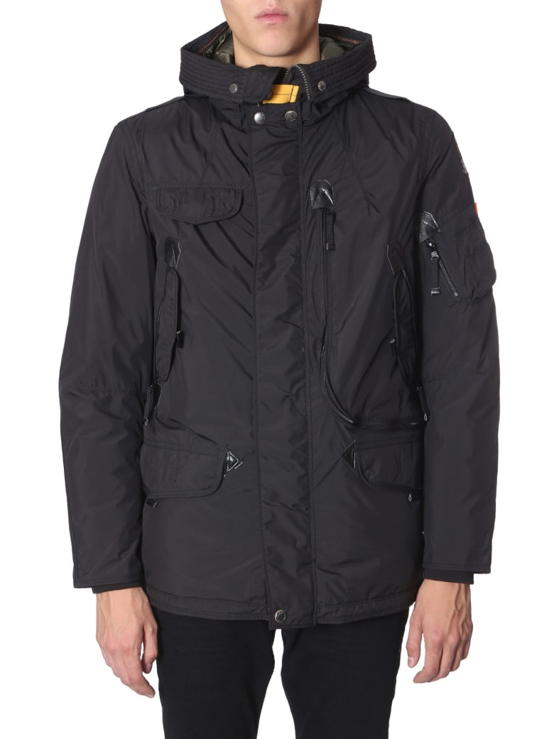 Parajumpers Righthand Light Jacket - NERO