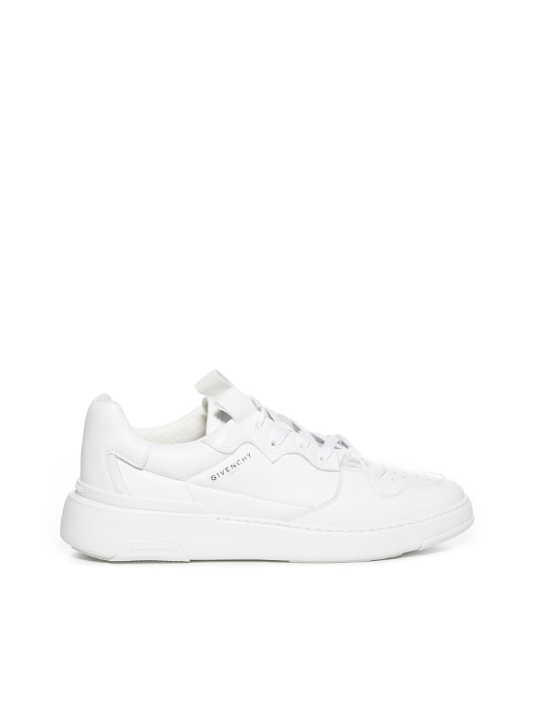 Givenchy Wing Low Sneakers - White
