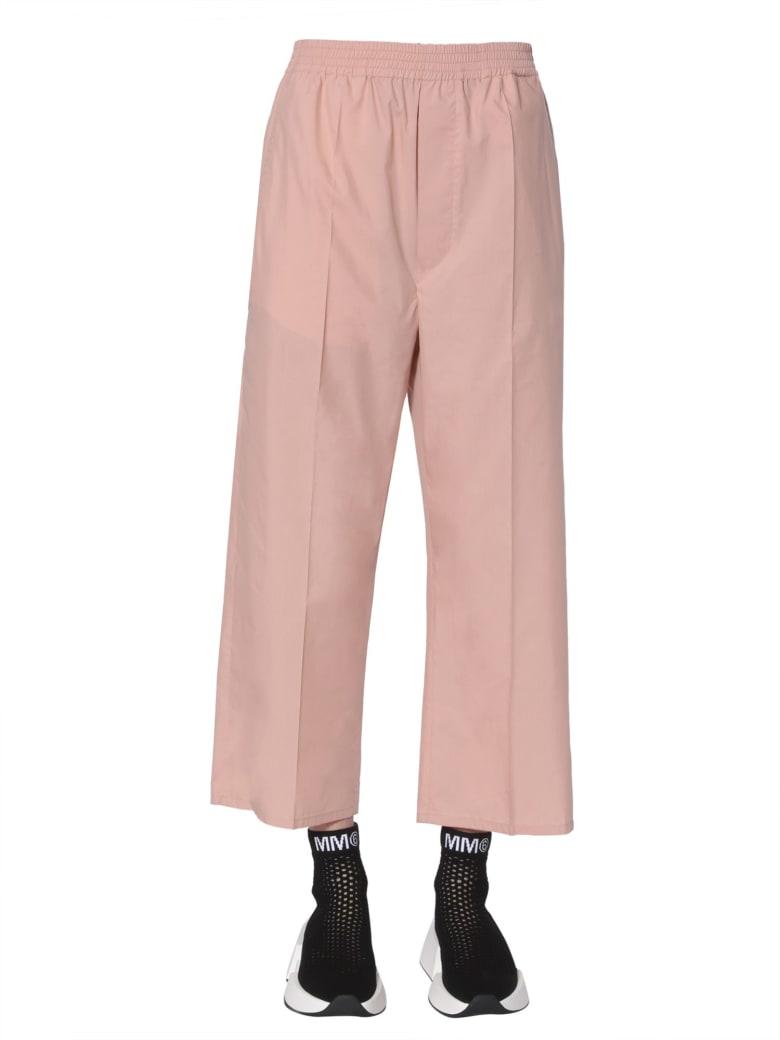 MM6 Maison Margiela Cropped Pants - ROSA