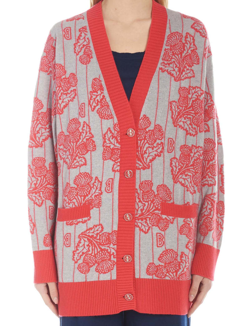 Barrie 'wallpaper' Cardigan - Multicolor