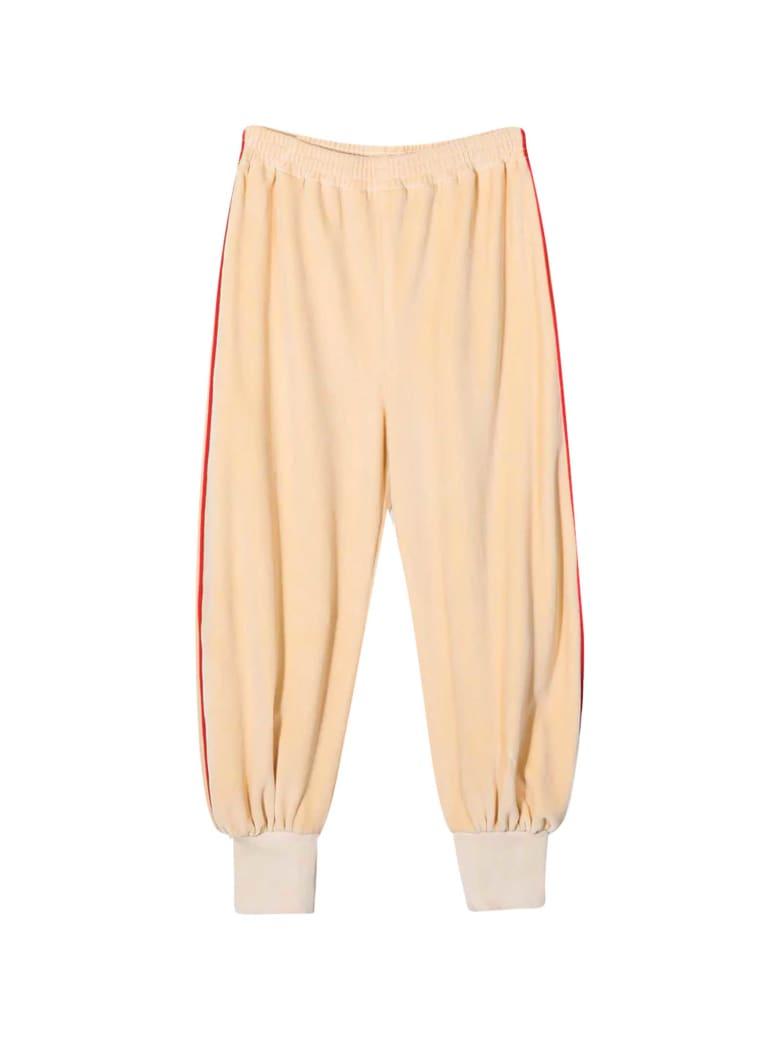 Gucci Beige Trousers - Beige