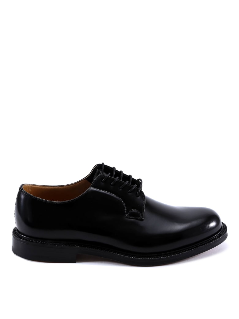 Church's Shannon Shoes - Black