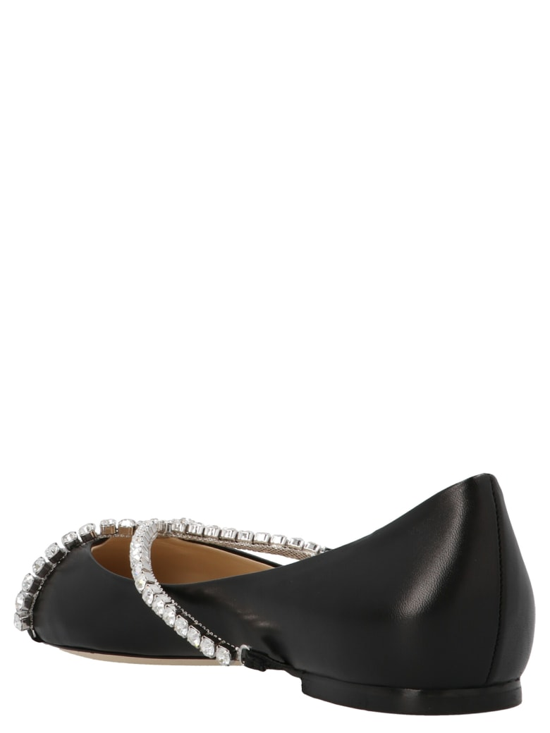 Jimmy Choo 'genevi' Shoes - Black