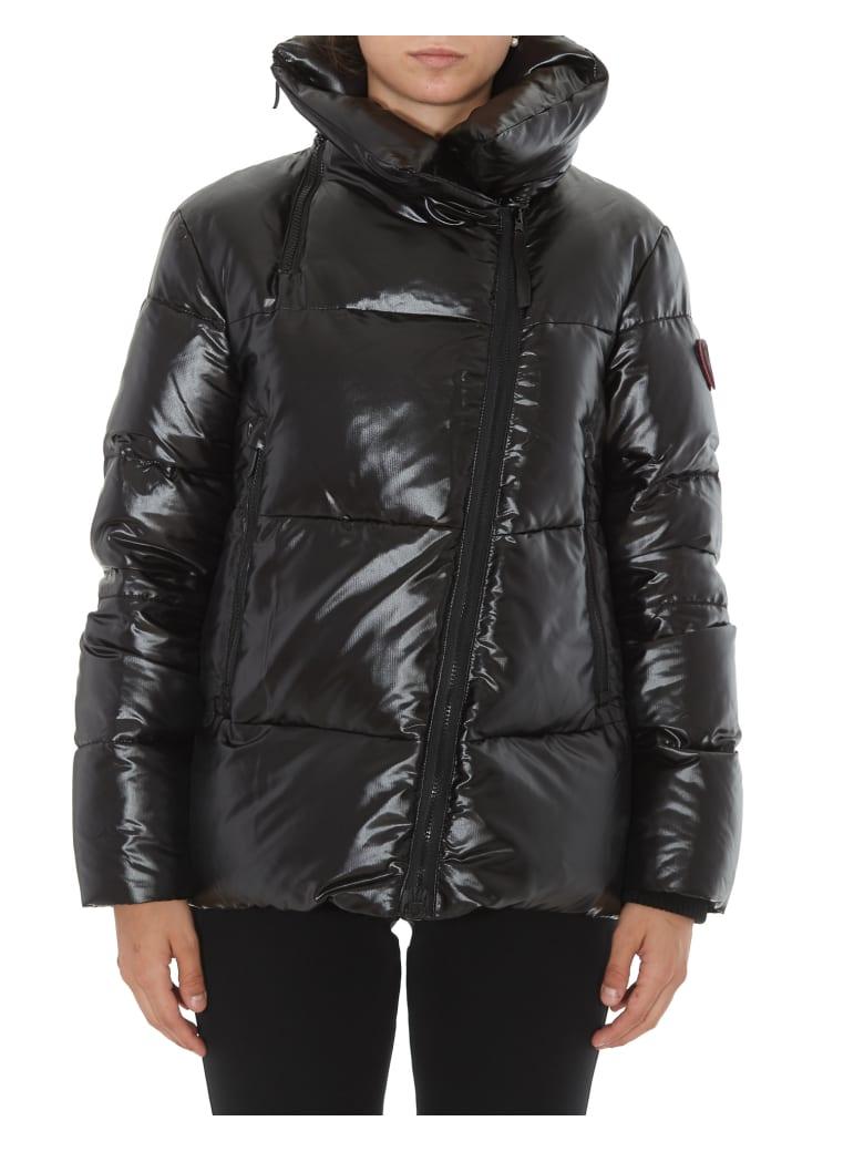 Rossignol Logo Down Jacket - Black