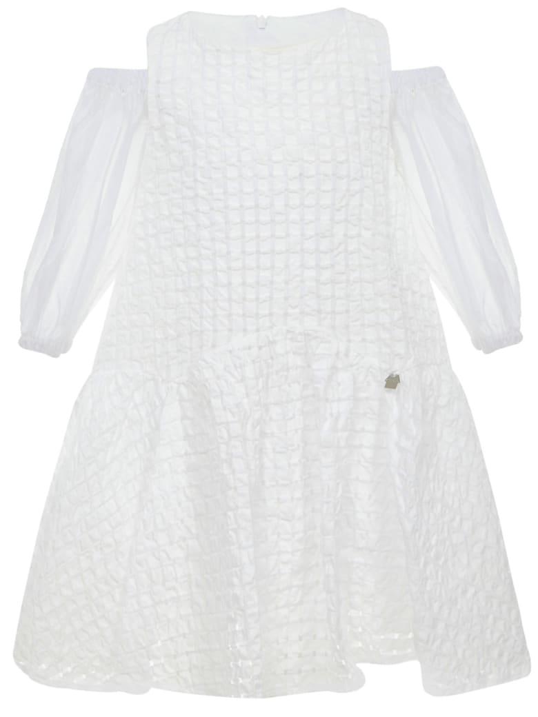 Simonetta Dress - White