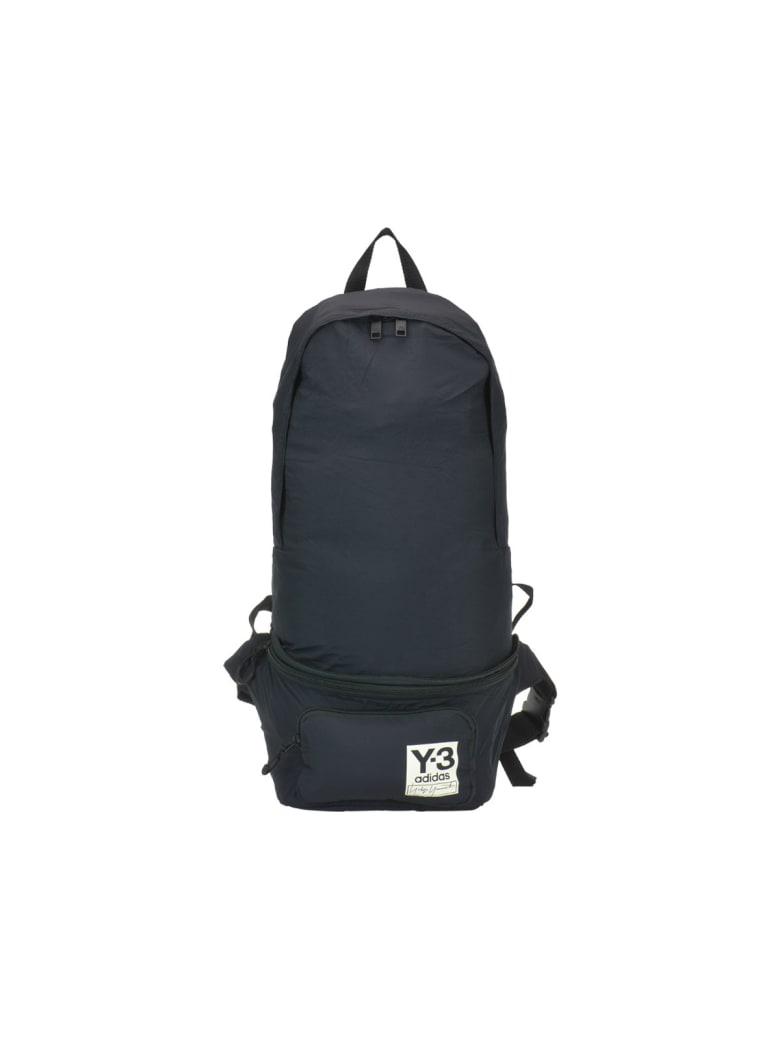 Y-3 Y-3 Packable Backpack - Black