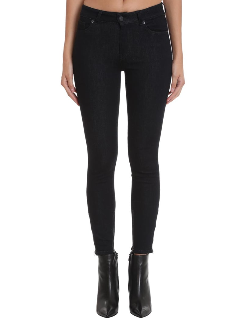 Mauro Grifoni Nora Pants In Black Wool - black