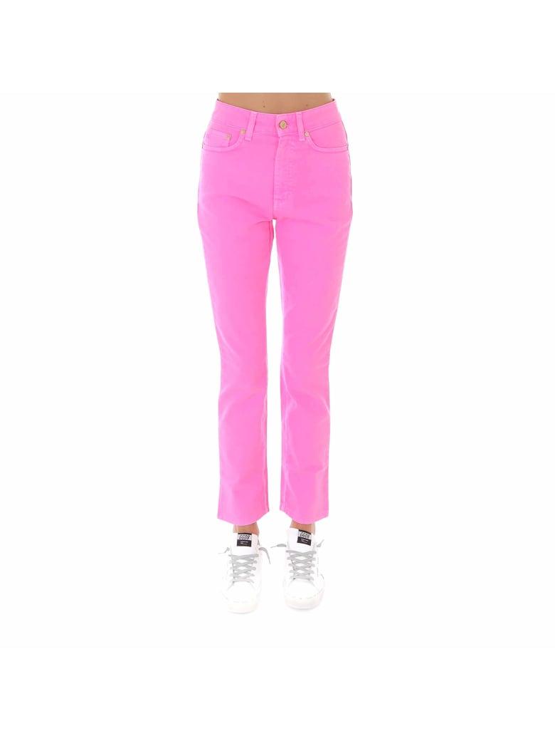 Chiara Ferragni Jeans Flirting Fluo - Pink