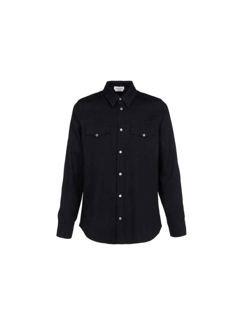 Alexander McQueen Shirt - Nero