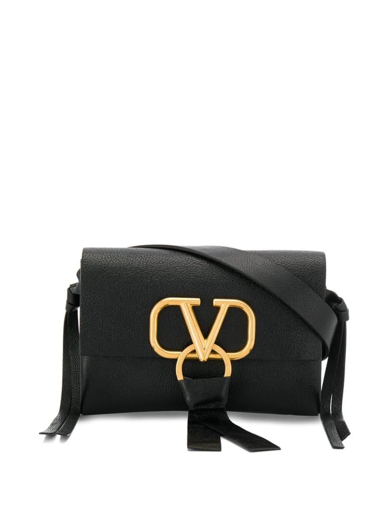 Valentino Garavani V Ring Belt Bag - No Nero