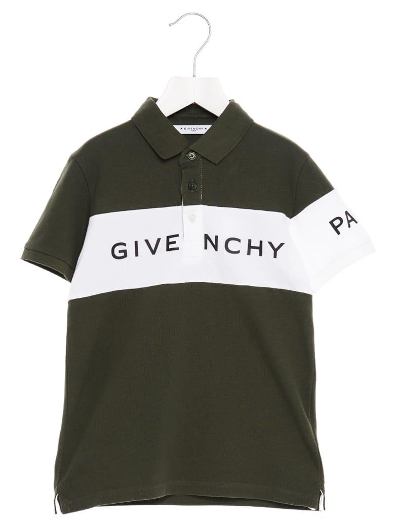 Givenchy Polo - Green