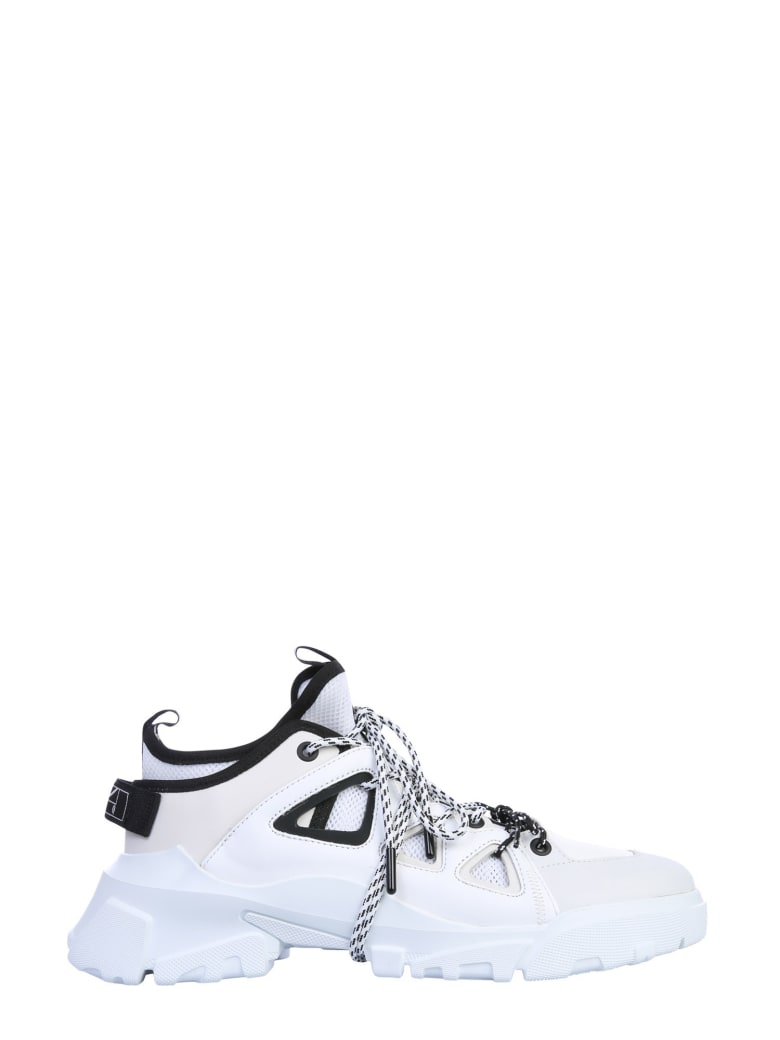 McQ Alexander McQueen Orbyt Sneaker - Black/white/offwhite