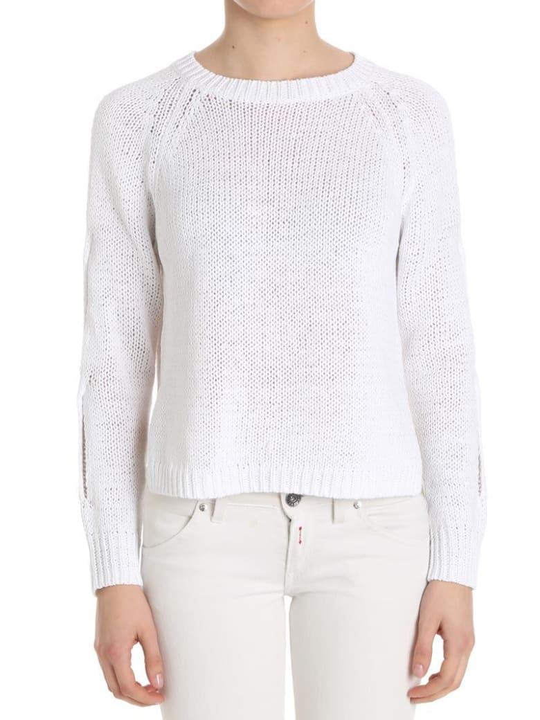 360 Sweater 360 Cashmere - Kenia Sweater - White