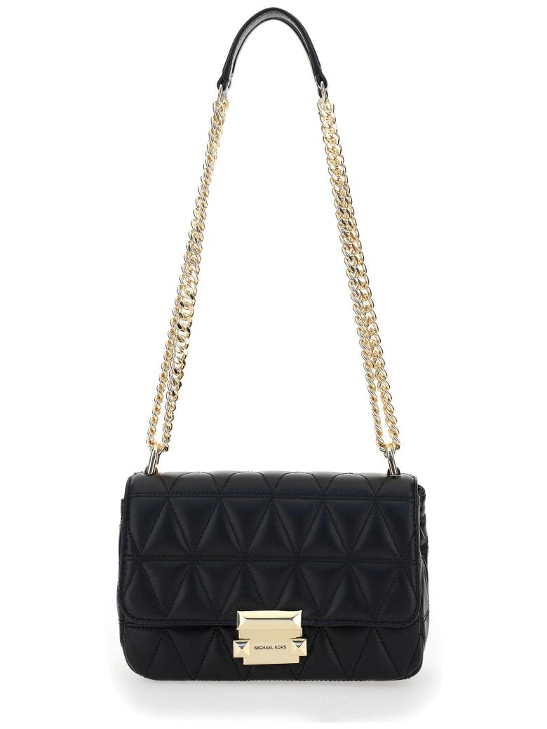 Michael Kors Sloan Small Shoulder Bag - Black