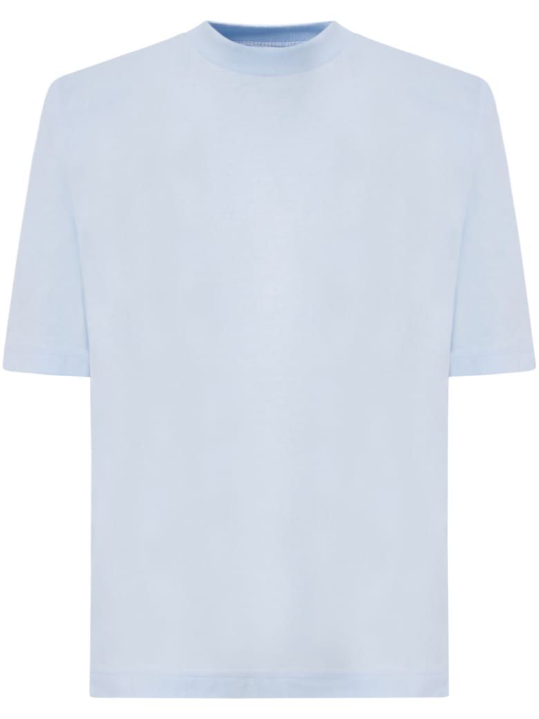 The Attico T-shirt - Blue