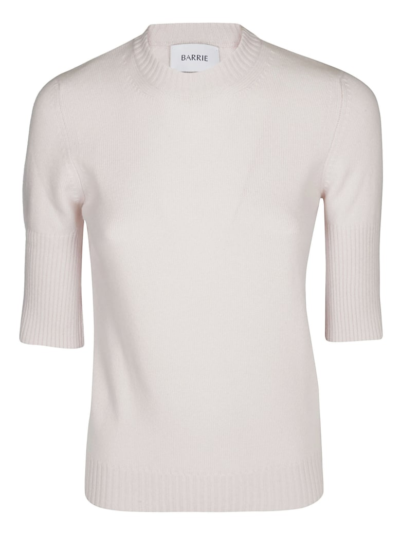 Barrie Knitted Jumper - LIGHT PINK
