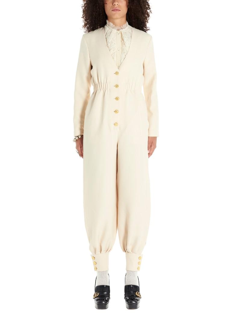 Gucci Jumpsuits - White
