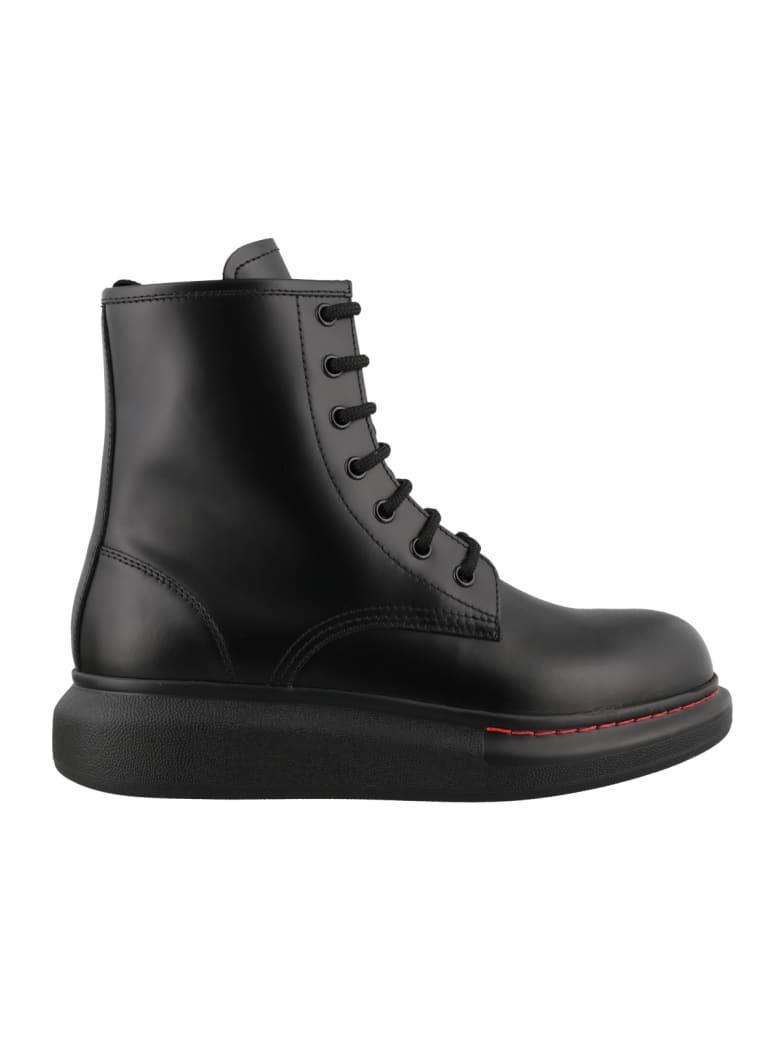 Alexander McQueen Sneakers - Black