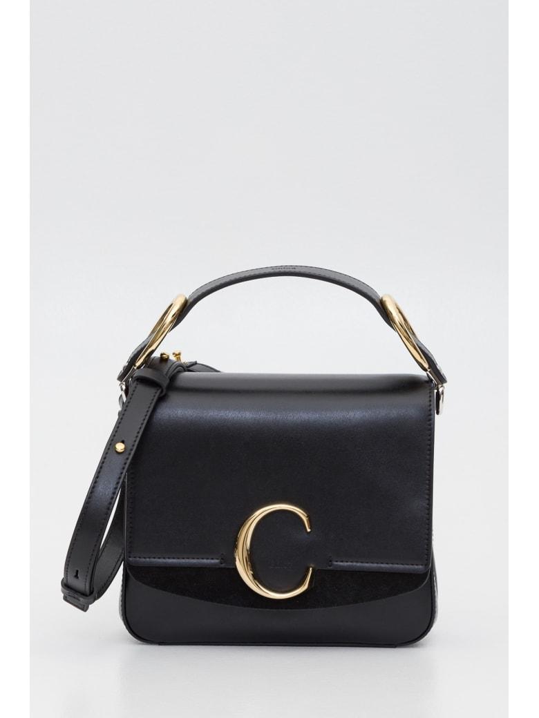 Chloé Chloe C Small Bag - Nero