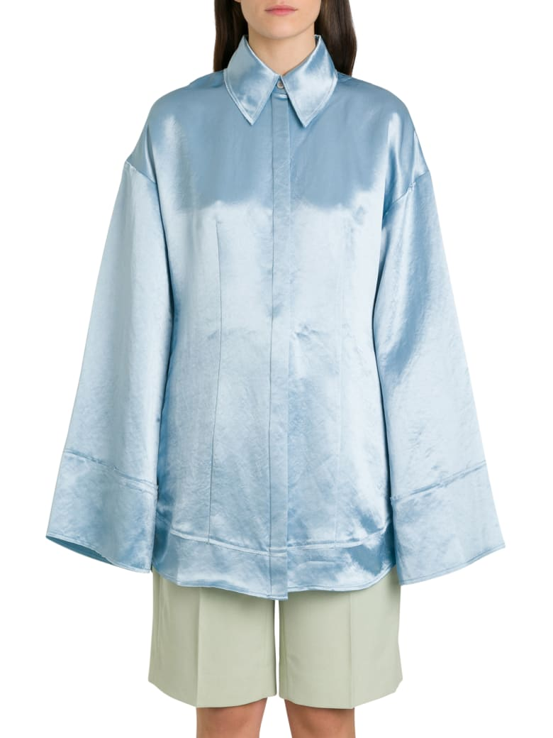 Acne Studios Suzette Shirt - Azzrro