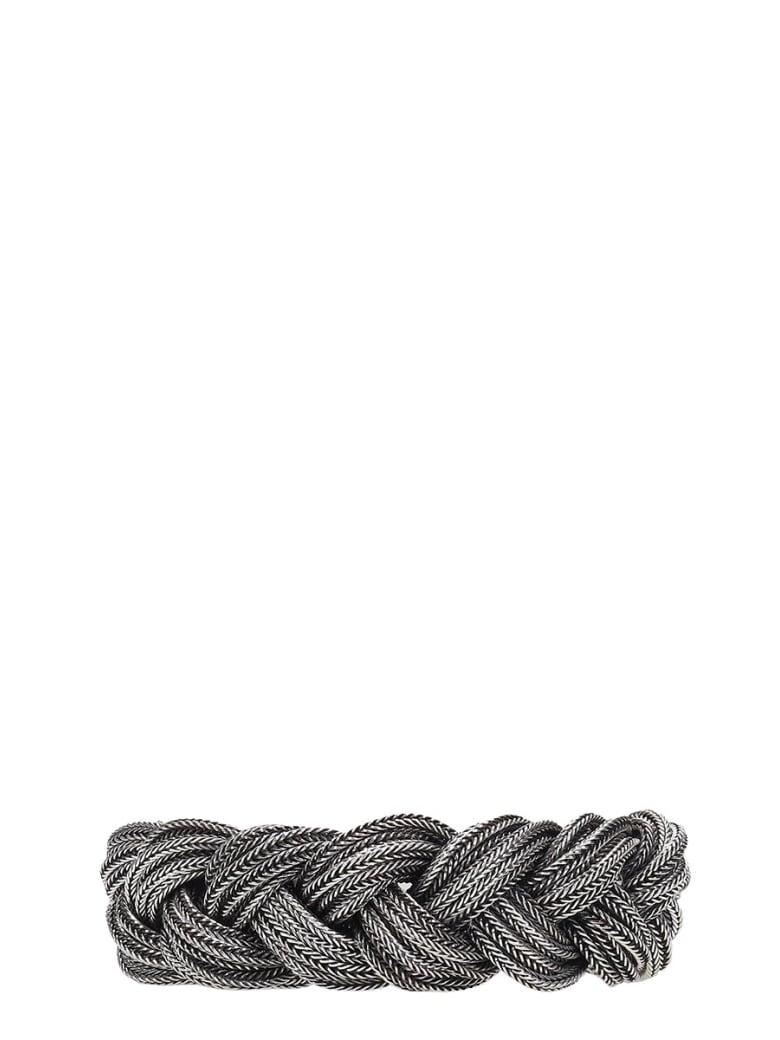 Emanuele Bicocchi Jewelry In Silver Metal Alloy - silver