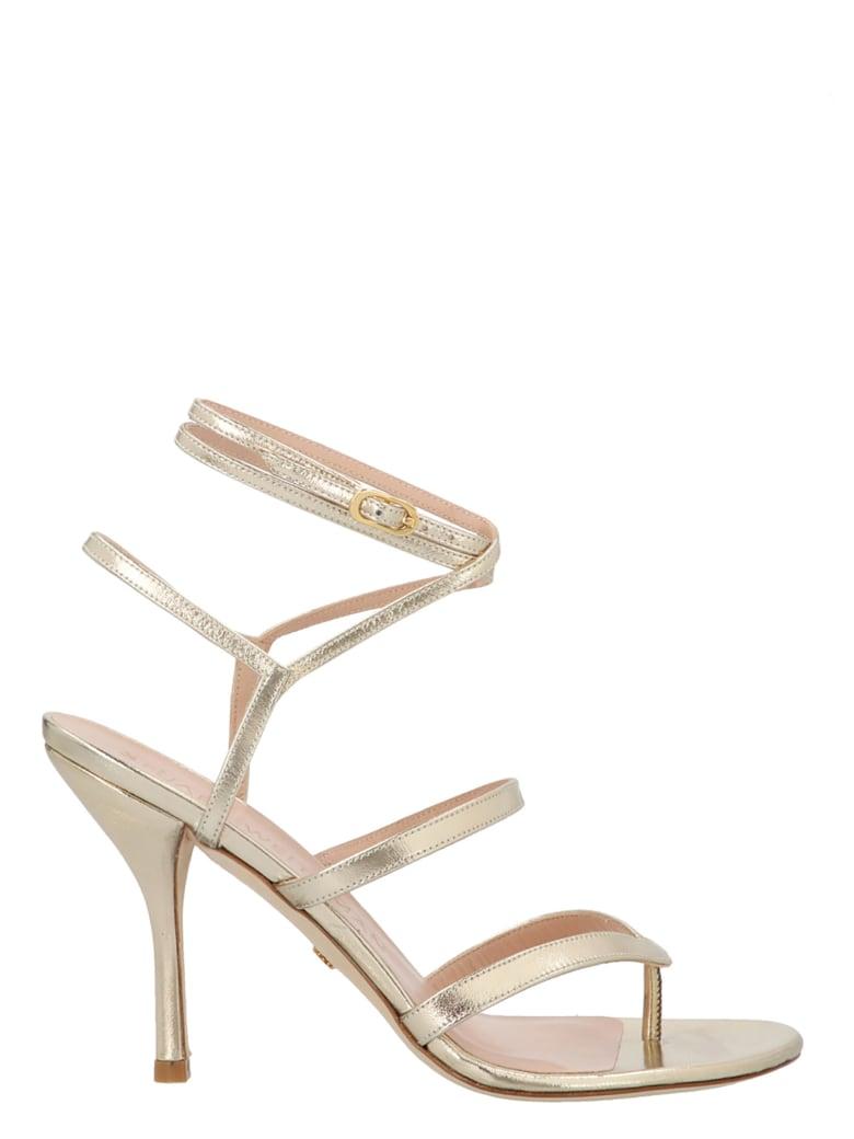 Stuart Weitzman 'julina' Shoes - Gold