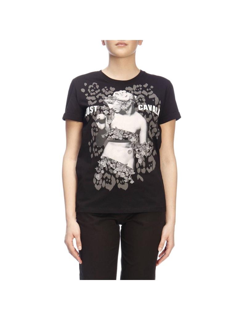 Just Cavalli T-shirt T-shirt Women Just Cavalli - black