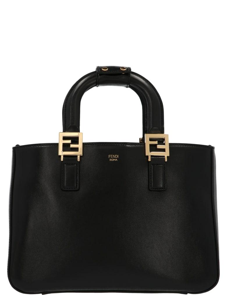 Fendi 'ff Tote' Bag - Black
