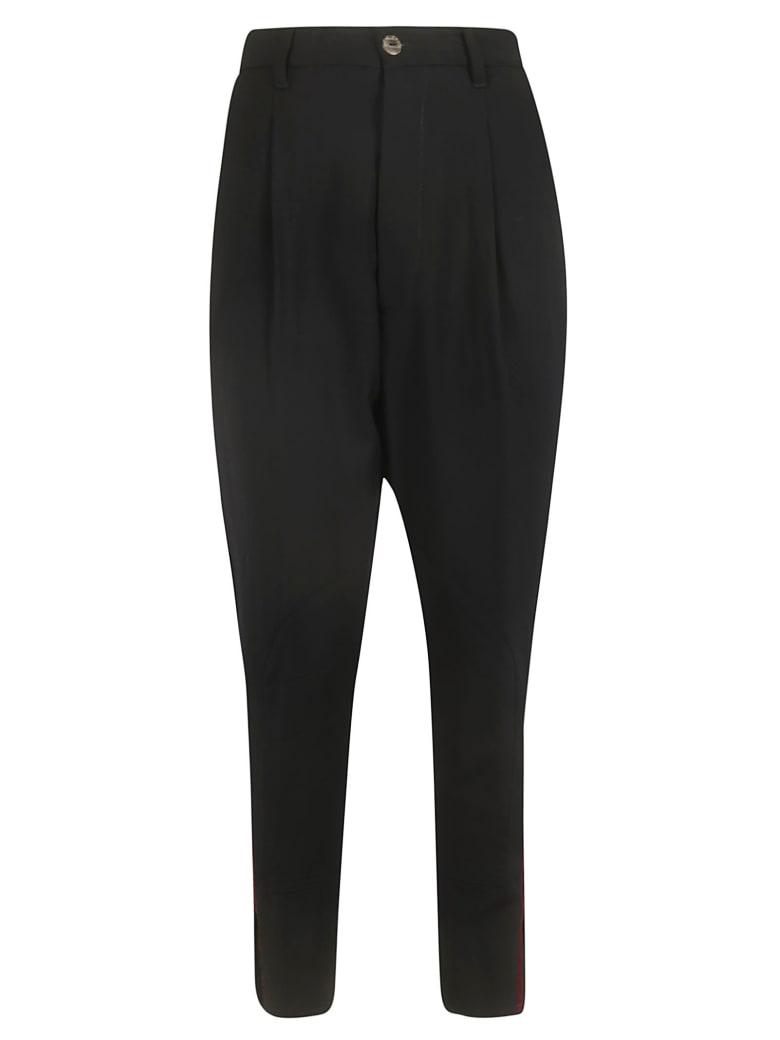 Ibrigu Balloon-leg Trousers - Black