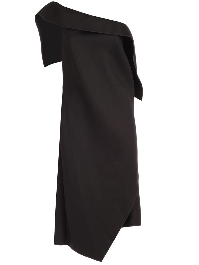 Ports 1961 Dress W/s And One Thin Strap - Black