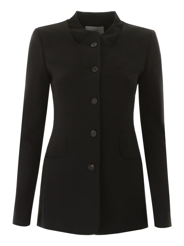 Coperni Single-breasted Blazer - BLACK (Black)
