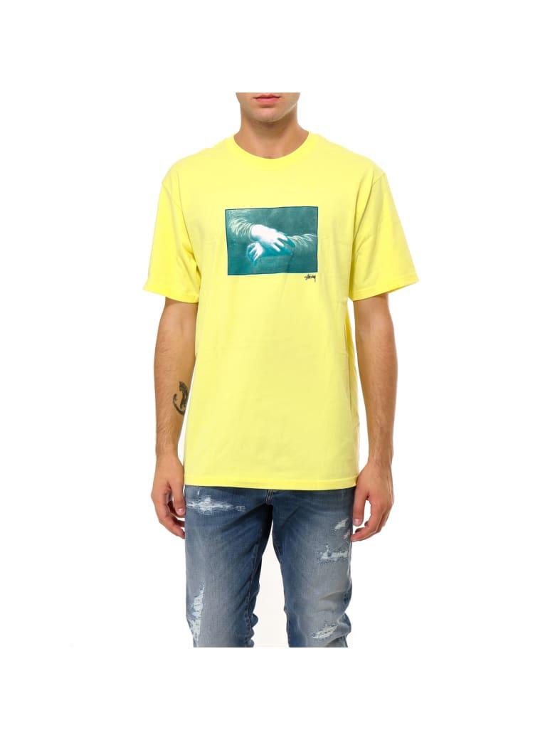 Stussy T-shirt - Yellow